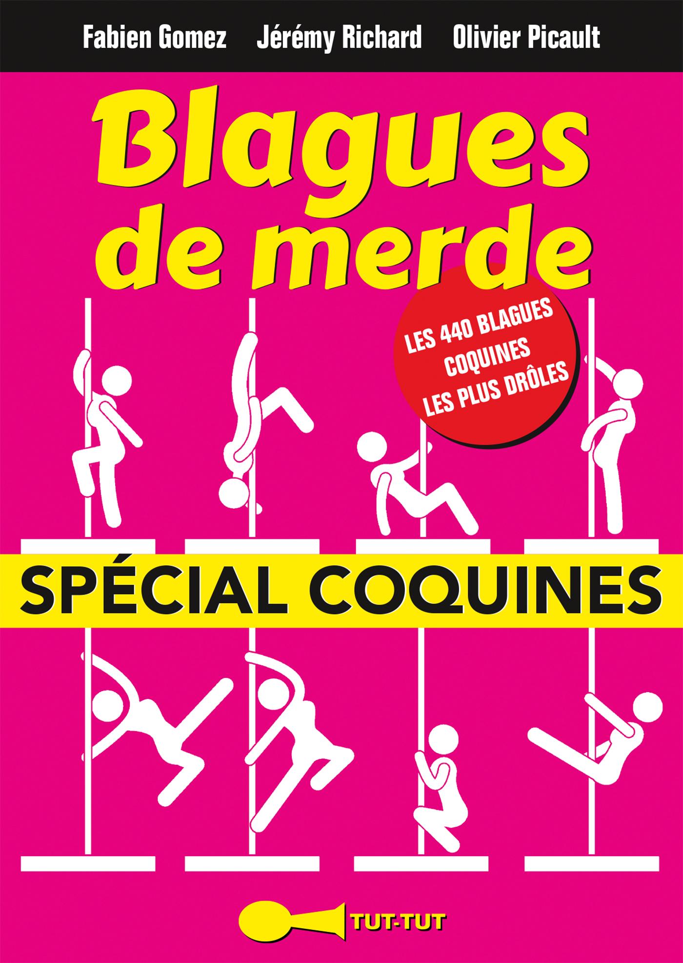 Leduc.s éditions : Blagues de merde spécial coquines - Les 440 blagues coquines les plus drôles ...