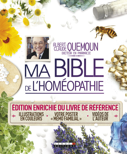 leduc s ditions ma bible de l 39 hom opathie dition enrichie edition enrichie du livre de. Black Bedroom Furniture Sets. Home Design Ideas