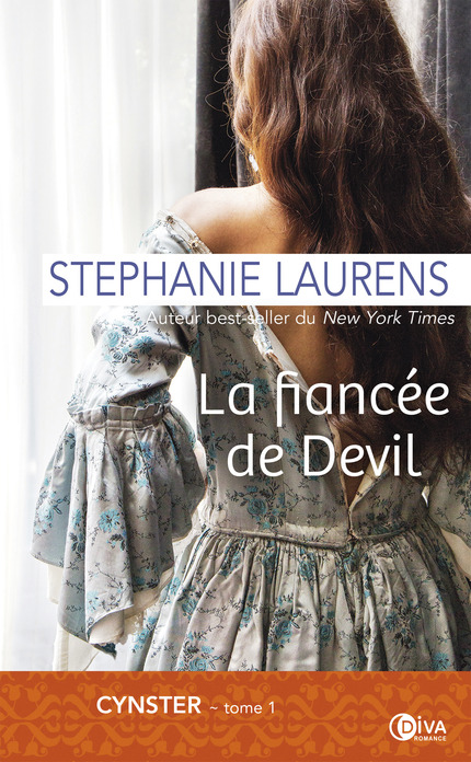 La fiancée de Devil De Stephanie Laurens - Éditions Charleston