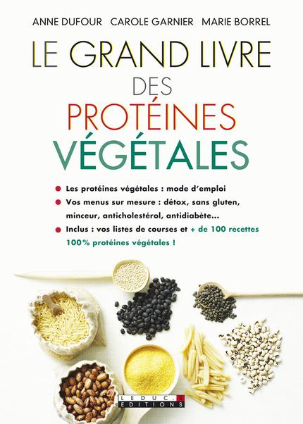 Leduc.s éditions : Le grand livre des protéines végétales