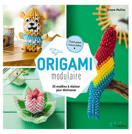 Leduc s ditions origami modulaire 20 mod les r aliser pour d stresser cr er pour mieux - Maison modulaire espagnole ...