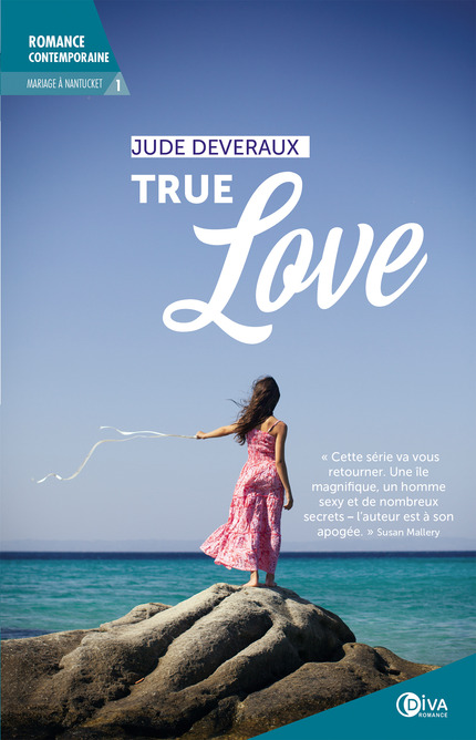 True Love De Jude Deveraux - Éditions Charleston