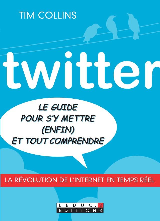 Twitter - Tim Collins - Éditions Leduc