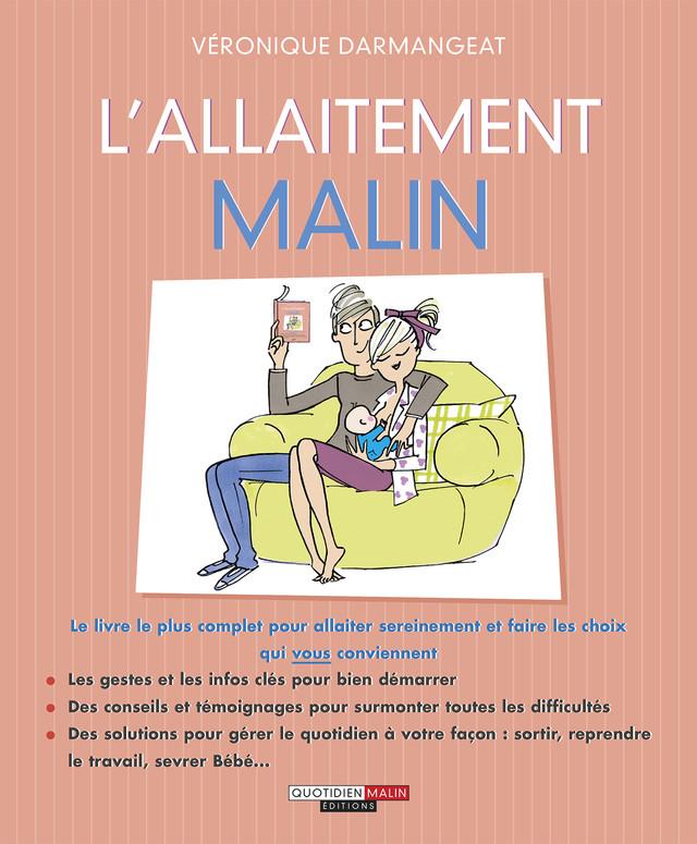 L'allaitement malin - Véronique Darmangeat - Éditions Leduc Pratique