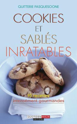 Cookies et sablés inratables - Quitterie Pasquesoone - Éditions Leduc