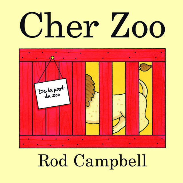 Cher Zoo - Rod Campbell - Éditions Leduc Pratique