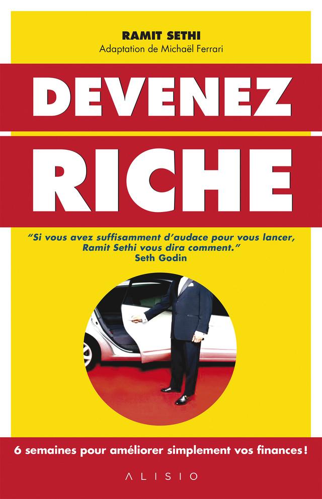 Devenez riche - Ramit Sethi, Michaël Ferrari - Éditions Leduc Pratique