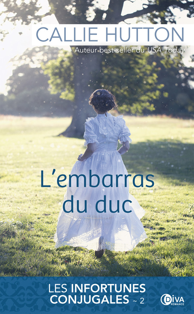 L'embarras du duc - Callie Hutton - Éditions Charleston