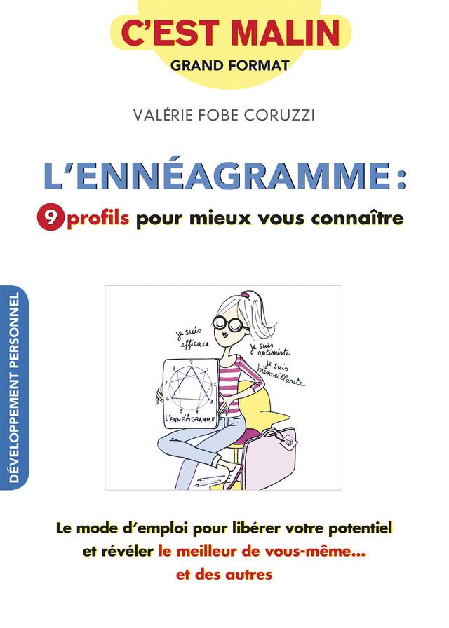 L'ennéagramme : 9 profils pour mieux vous connaître - Valérie Fobe Coruzzi - Éditions Leduc