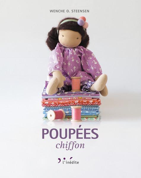 Poupées chiffon - Wenche O. Steensen - Éditions L'Inédite