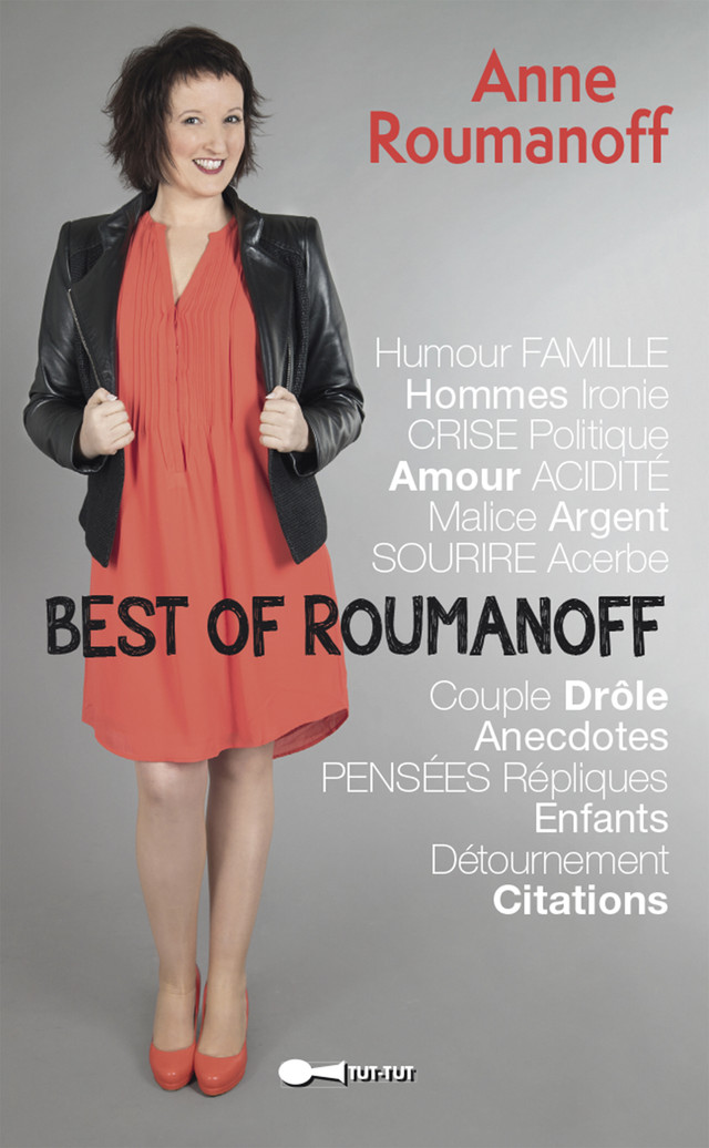 Best of Roumanoff - Anne Roumanoff - Éditions Leduc Humour