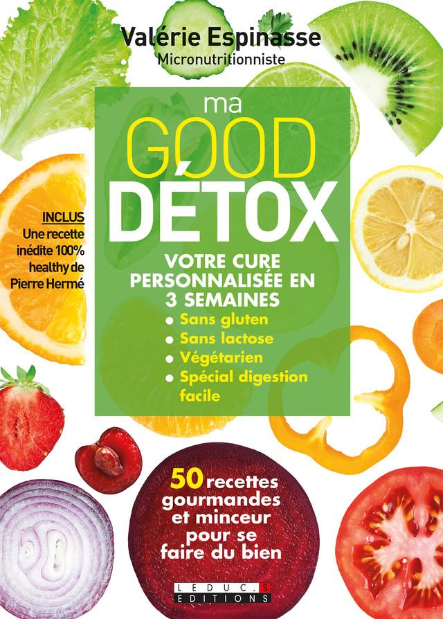Ma good détox - Valérie Espinasse - Éditions Leduc