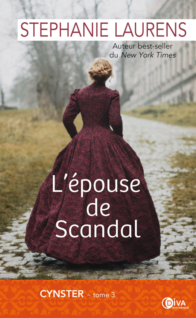 L'épouse de Scandal - Stephanie Laurens - Éditions Diva Romance