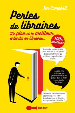 Perles des libraires - Jen Campbell - Éditions Leduc Humour