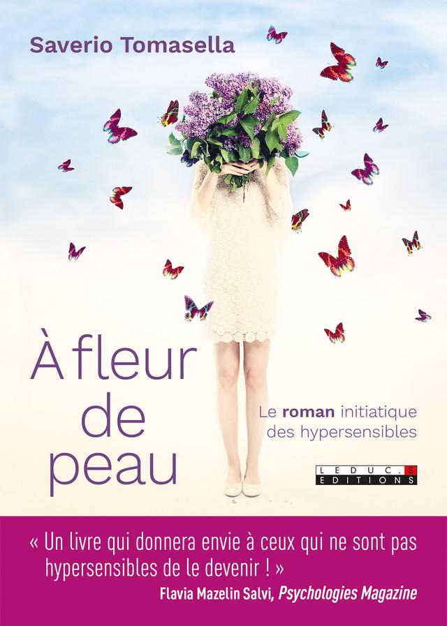À fleur de peau - Saverio Tomasella - Éditions Leduc