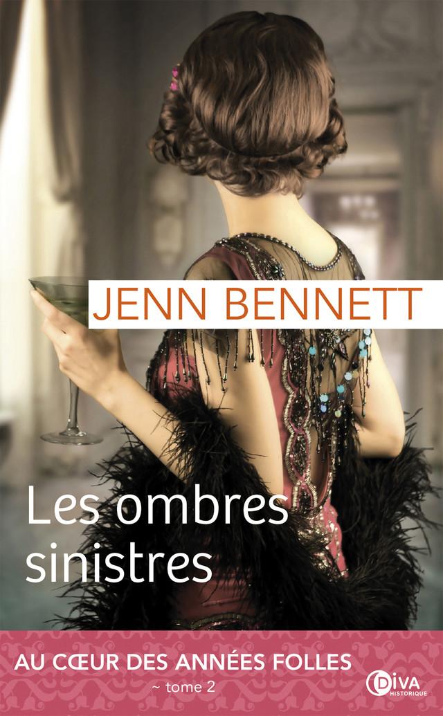 Les ombres sinistres - Jenn Bennet - Éditions Diva Romance