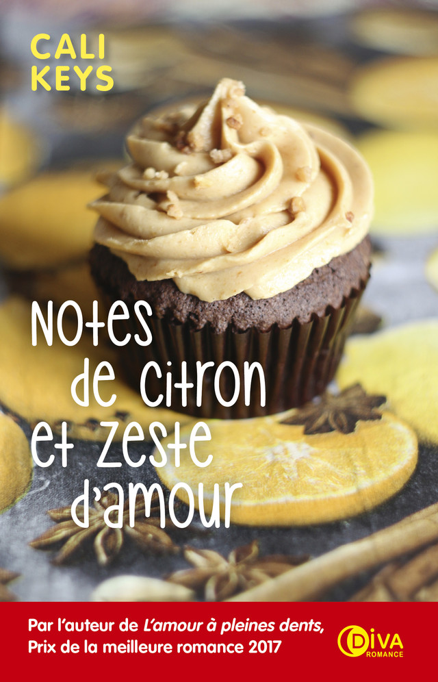 Notes de citron et zeste d'amour - Cali Keys - Éditions Charleston