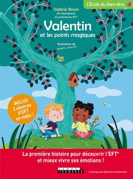 Valentin et les points magiques - Valérie Broni - Éditions Leduc