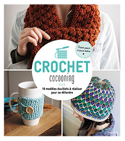 Crochet cocooning -  - Éditions L'Inédite