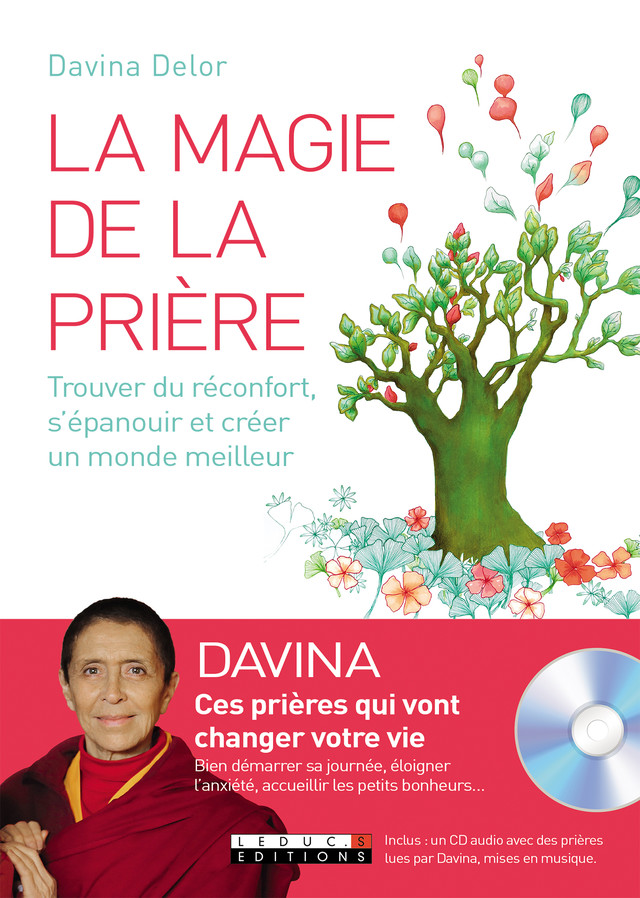 La magie de la prière - Davina Delor - Éditions Leduc Pratique