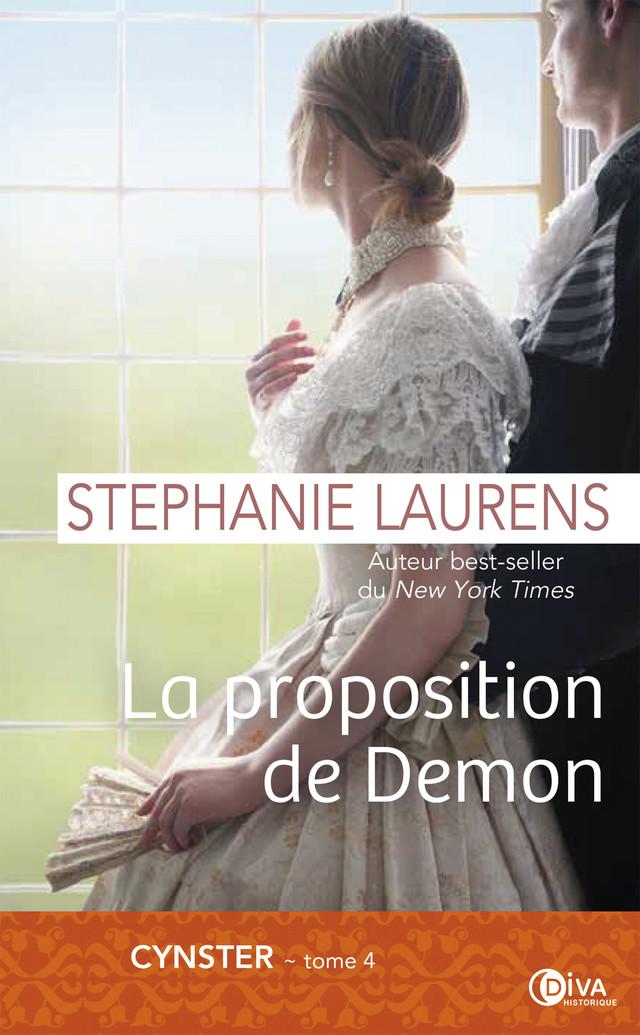 La proposition de Demon - Stephanie Laurens - Éditions Diva Romance