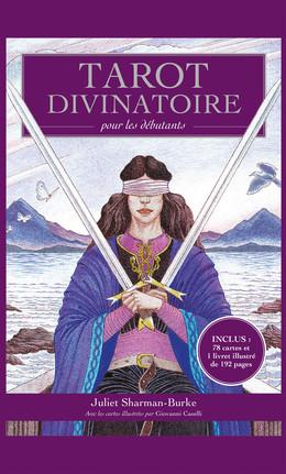 Tarot divinatoire pour les débutants - Juliet Sharman-Burke - Éditions Leduc Pratique