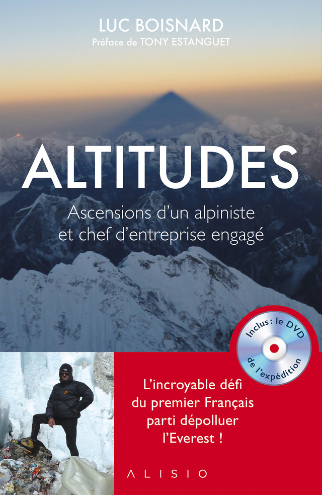 Altitudes - Luc Boisnard - Éditions Alisio