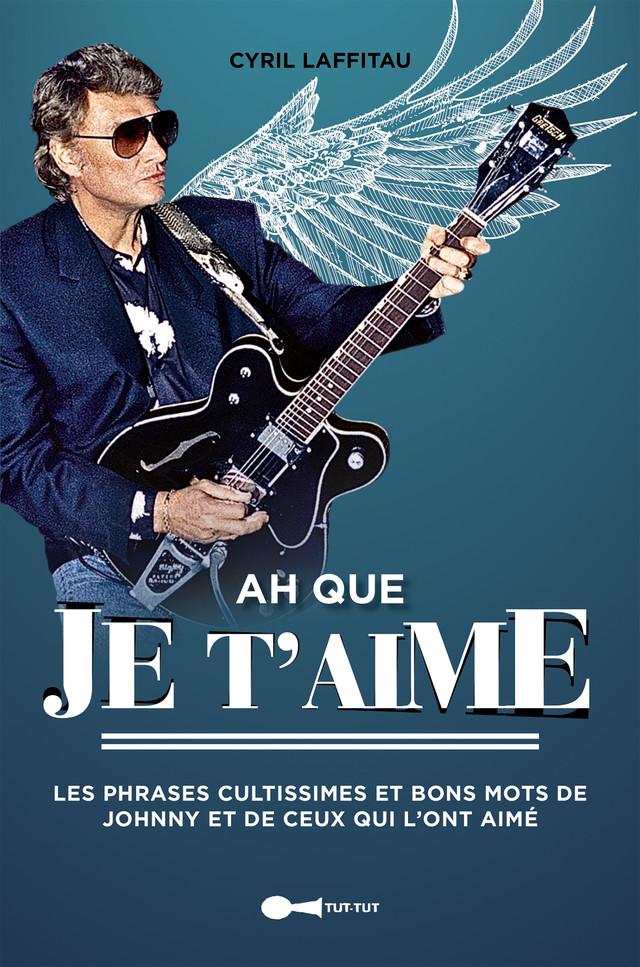 Ah que je t'aime - Cyril Laffitau - Éditions Leduc Humour
