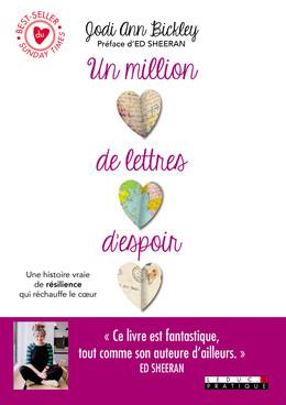 Un million de lettres d'espoir - Jodi Ann Bickley - Éditions Leduc Pratique