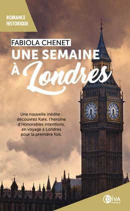 Une semaine à Londres - Fabiola Chenet - Éditions Charleston