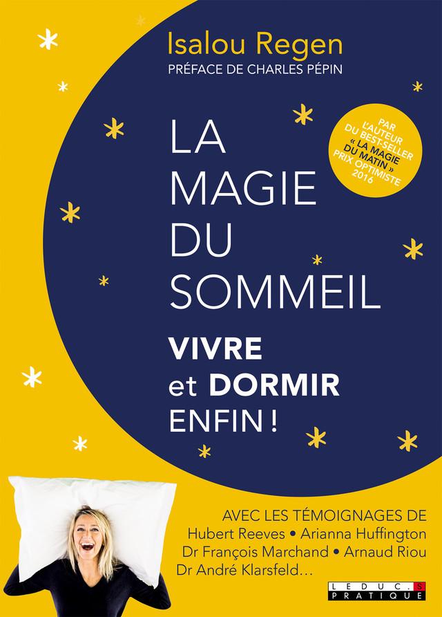 La magie du sommeil - Isalou Regen - Éditions Leduc Pratique