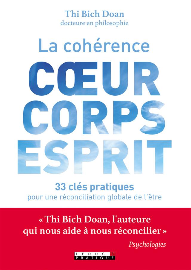 La cohérence coeur, corps, esprit - Thi Bich Doan - Éditions Leduc