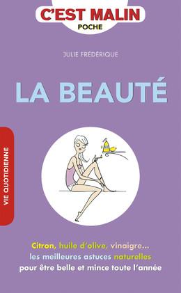 La beauté, c'est malin - Julie Frédérique - Éditions Leduc