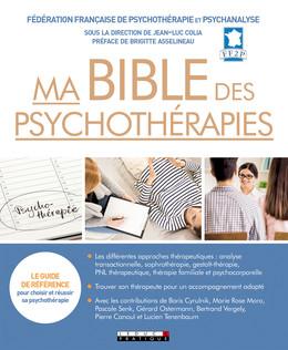 Ma bible des psychothérapies -  FF2P - Éditions Leduc Pratique