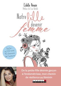 Naître fille, devenir femme - Estelle Penain - Éditions Leduc