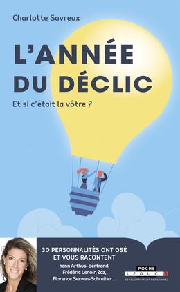 L'année du déclic - Charlotte Savreux - Éditions Leduc
