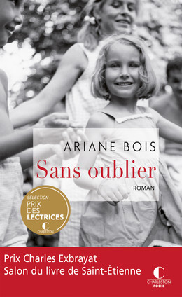 Sans oublier - Ariane Bois - Éditions Charleston