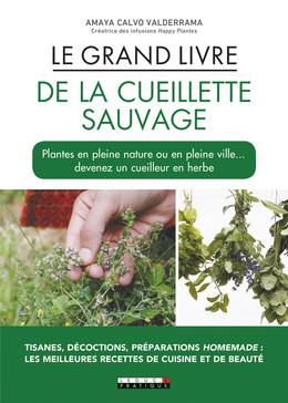 La cueillette sauvage mode d'emploi, c'est malin - Amaya Calvo Valderrama - Éditions Leduc Pratique