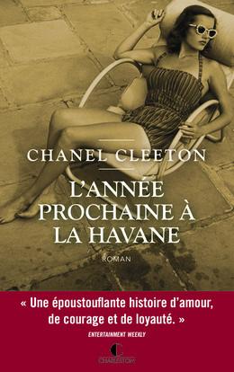 L'Année prochaine à la Havane - Chanel Cleeton - Éditions Charleston