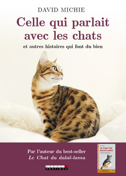 La dame qui parlait avec les chats - David Michie - Éditions Leduc