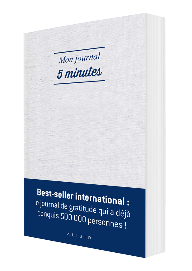 Mon journal 5 minutes -  - Éditions Alisio
