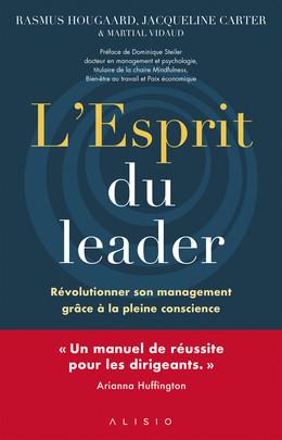 L'Esprit du Leader - Rasmus Hougaard, Jacqueline Carter - Éditions Alisio
