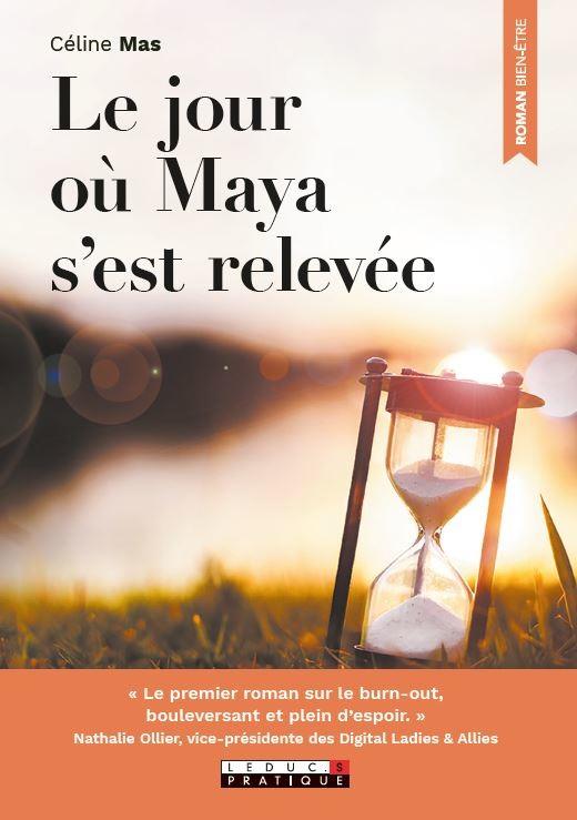 Le sablier de Maya - Céline  Mas - Éditions Leduc