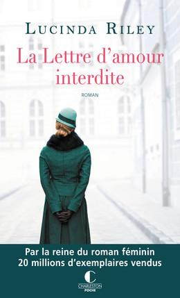 La lettre d'amour interdite - Lucinda Riley - Éditions Charleston