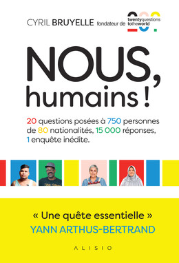 Nous, frères humains ! - Cyril  Bruyelle - Éditions Alisio