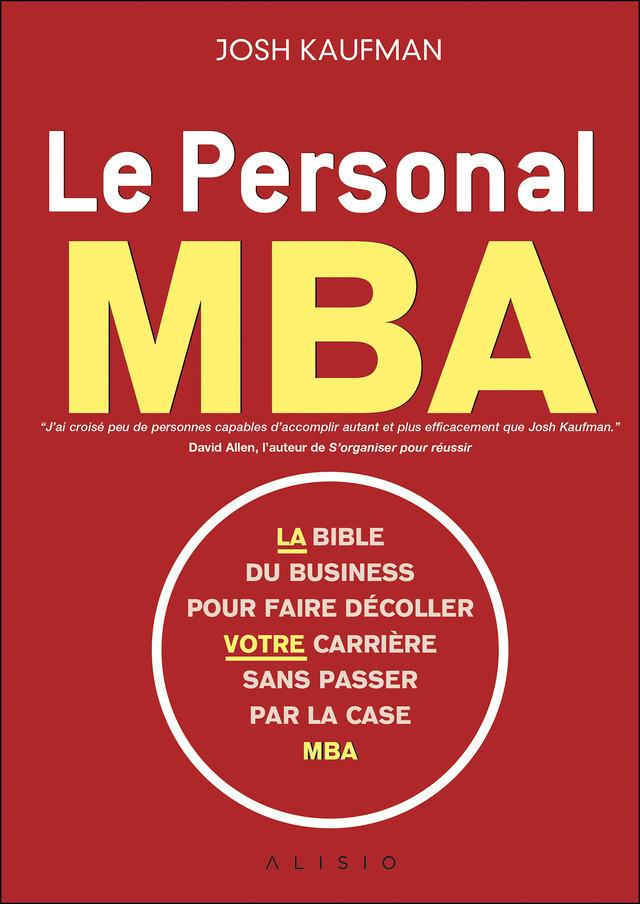 Le personal MBA - Josh Kaufman - Éditions Leduc