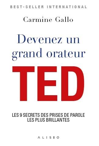 Talk like TED - Carmine Gallo - Éditions Alisio