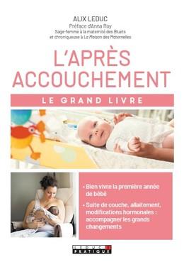 L'APRÈS ACCOUCHEMENT - Alix Leduc - Éditions Leduc