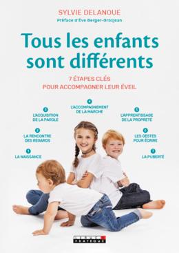 Tous les enfants sont différents - Sylvie Delanoue - Éditions Leduc