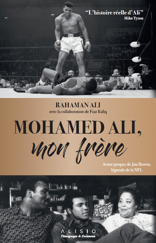 Mohamed Ali, mon frère - Rahaman Ali - Éditions Alisio